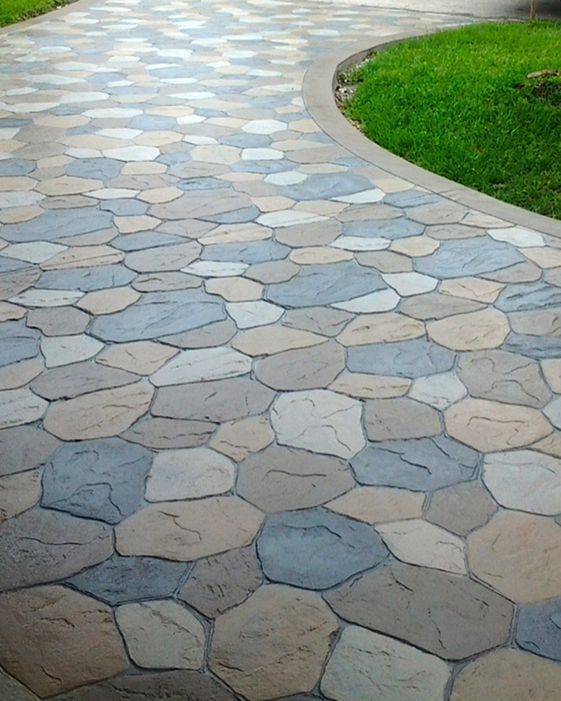 concrete contractors intallation retaining walls pavers driveways patios st charles