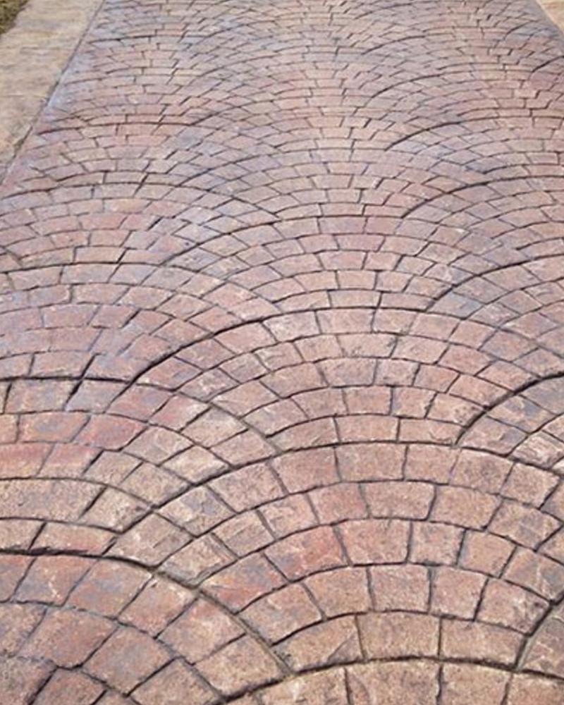 Paver Stone, Stamped Concrete Driveways St. Louis