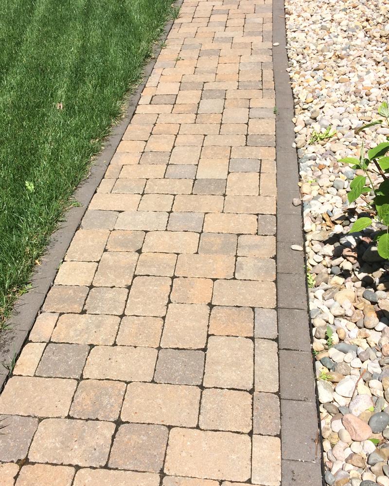 paver stone driveway walkway sidewalks patios st louis